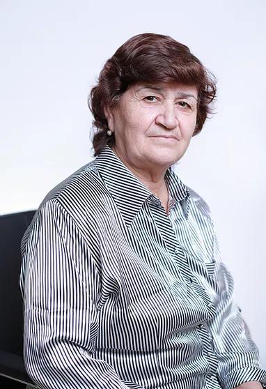 Aminol Maleyka Nasirova