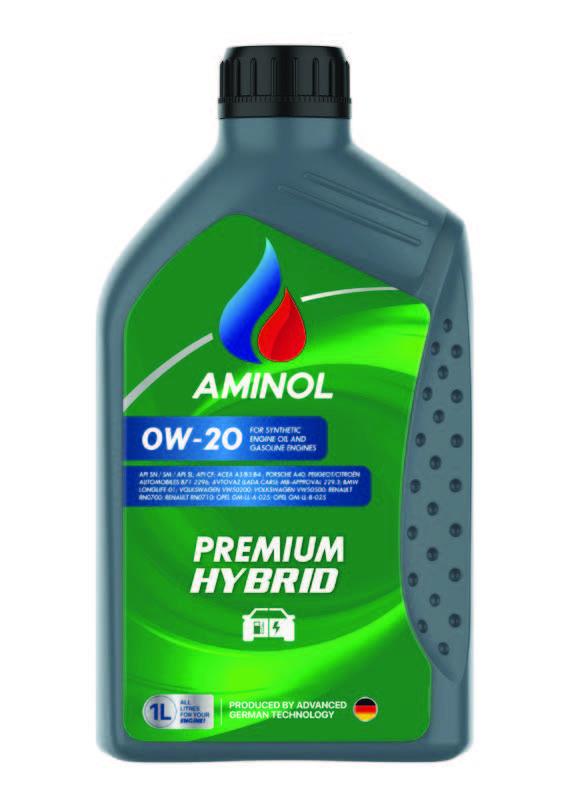 AMINOL PREMIUM 0W20 HYBRID