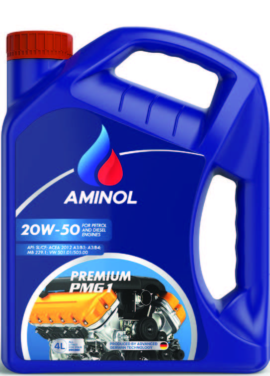 AMINOL PREMIUM PMG1 20W50
