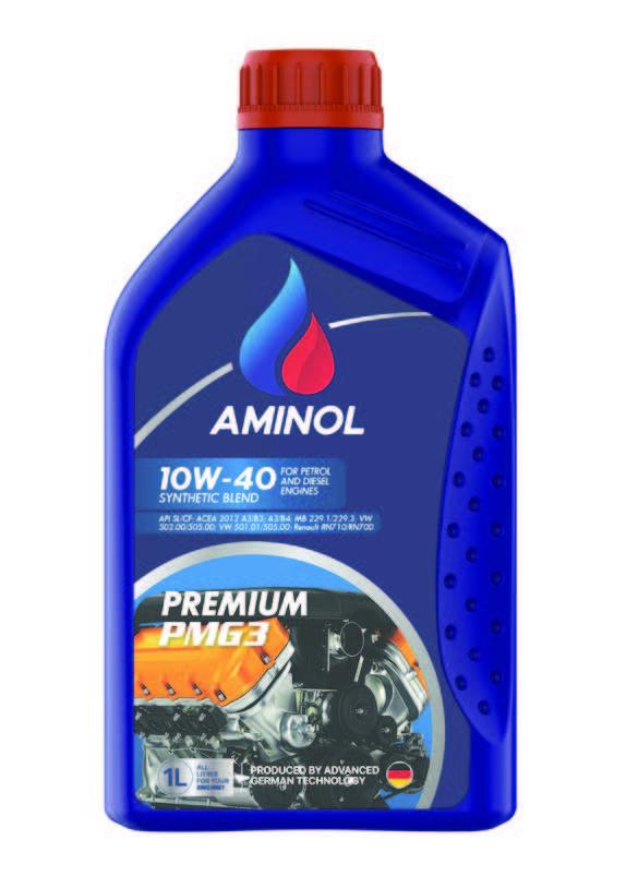 Aminol Premium PMG3 10W40