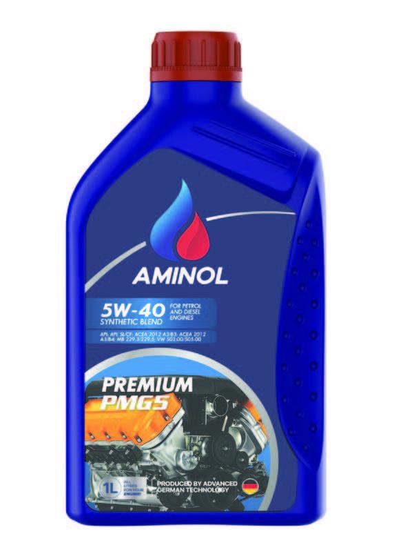 Aminol Premium PMG5 5W40