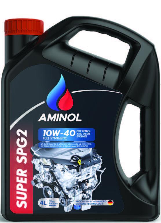 AMINOL SUPER SPG2 10W40