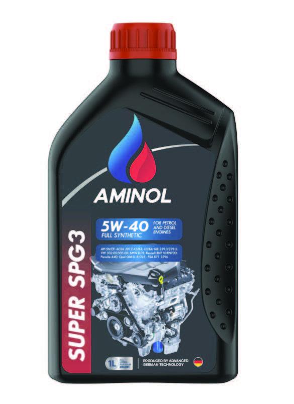 AMINOL SUPER SPG3 5W40