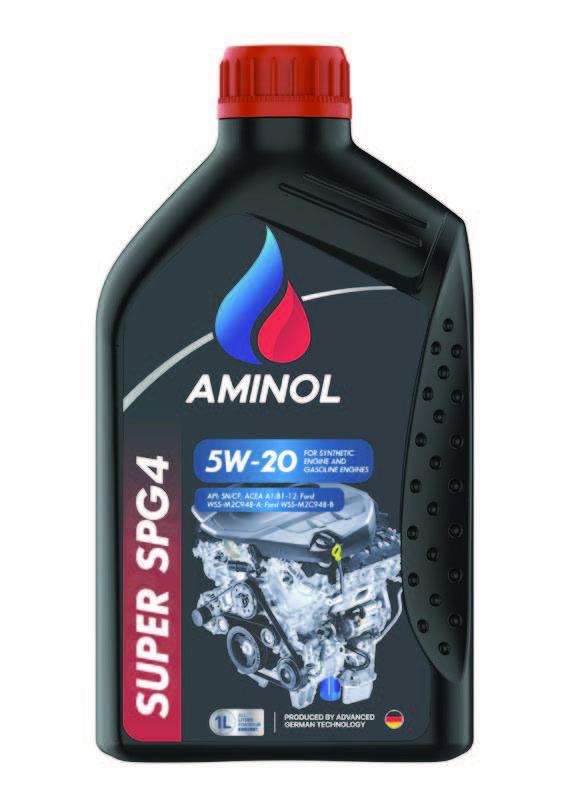 AMINOL Super SPG4 5W20