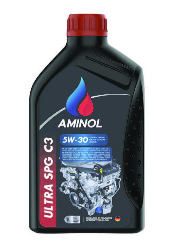 AMINOL ULTRA SPG C3 5W30