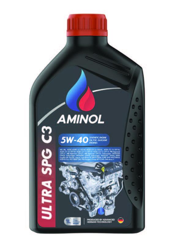 AMINOL ULTRA SPG C3 5W40