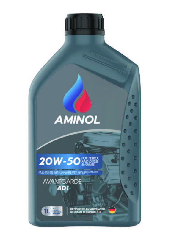 Aminol Avantgarde AD1 20W50