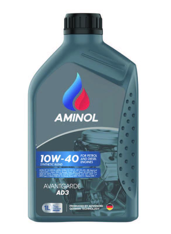 AMINOL Avantgarde AD3 10W40