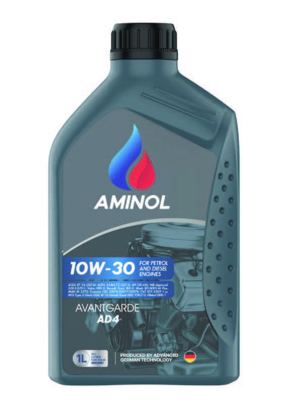 AMINOL Avantgarde AD4 10W30
