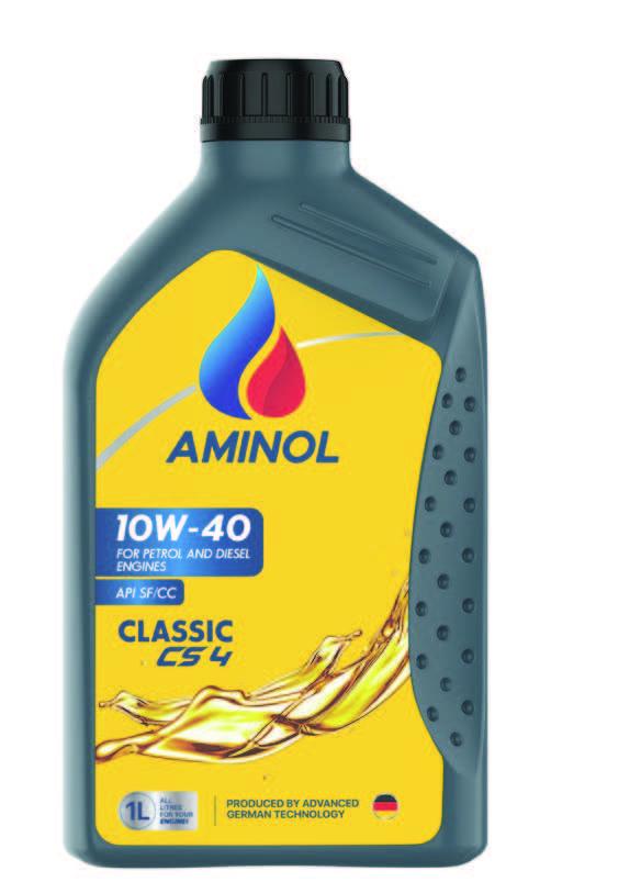 AMINOL Classic Multigrade Oils