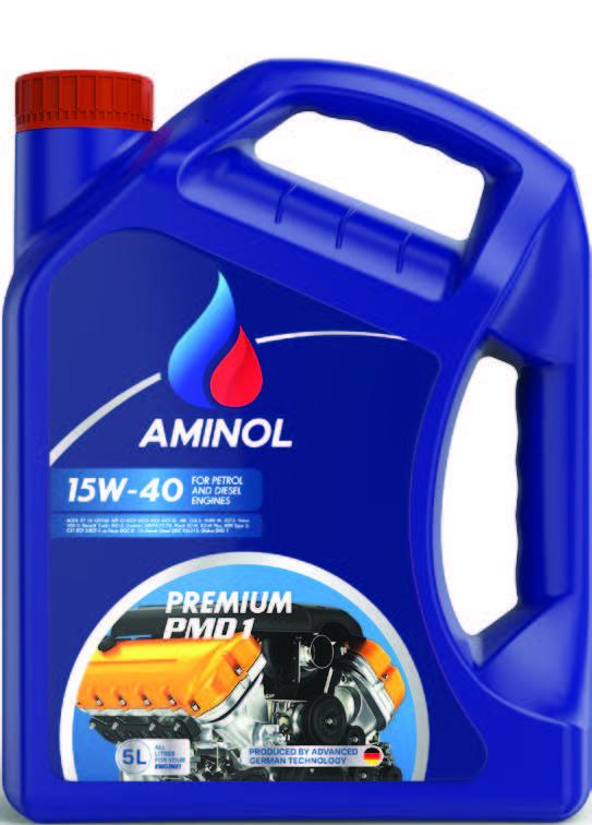 Aminol Premium PMD1 15W40