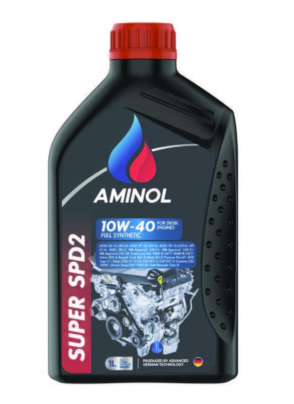 AMINOL SUPER SPD2 15W40