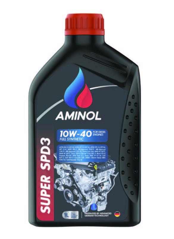 AMINOL SUPER SPD3 10W40
