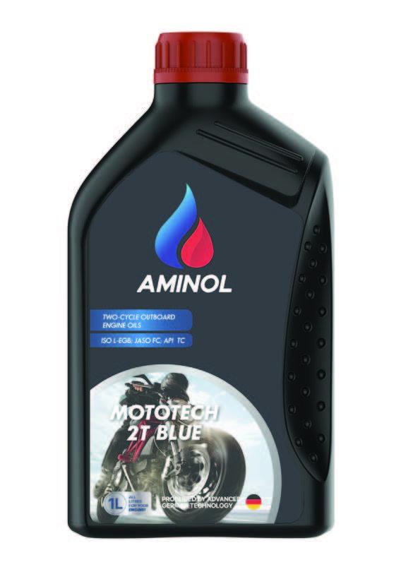 AMINOL Mototech 2T BLUE