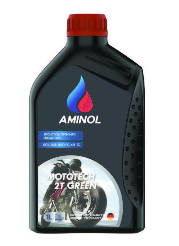 AMINOL Mototech 2T GREEN