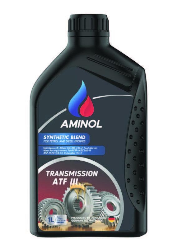 AMINOL TRANSMISSION ATF III