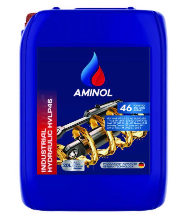 AMINOL İndustrial HYDRAULIC HVLP